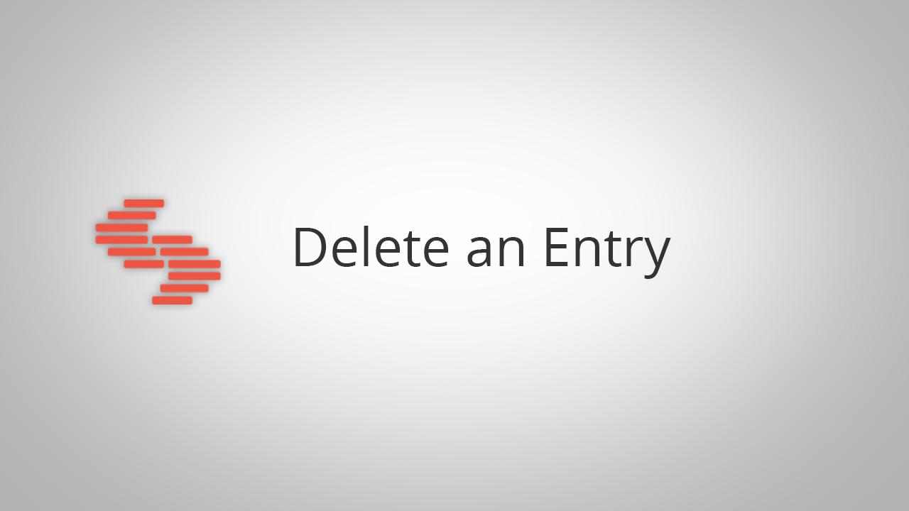 Delete an Entry.png