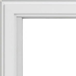 white solid color frame for 350 series windows
