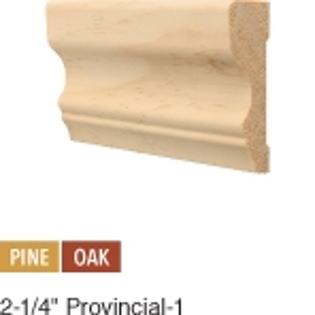 provincial trim 2 1/4 inch version 1