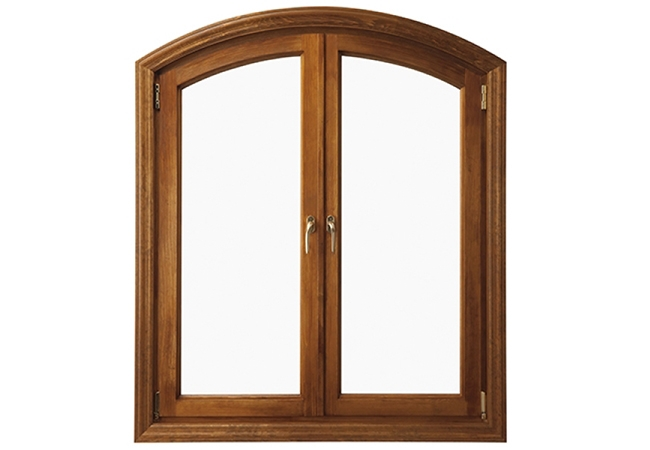 specialty push-out casement window