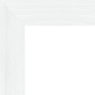 white steel entry door brickmould