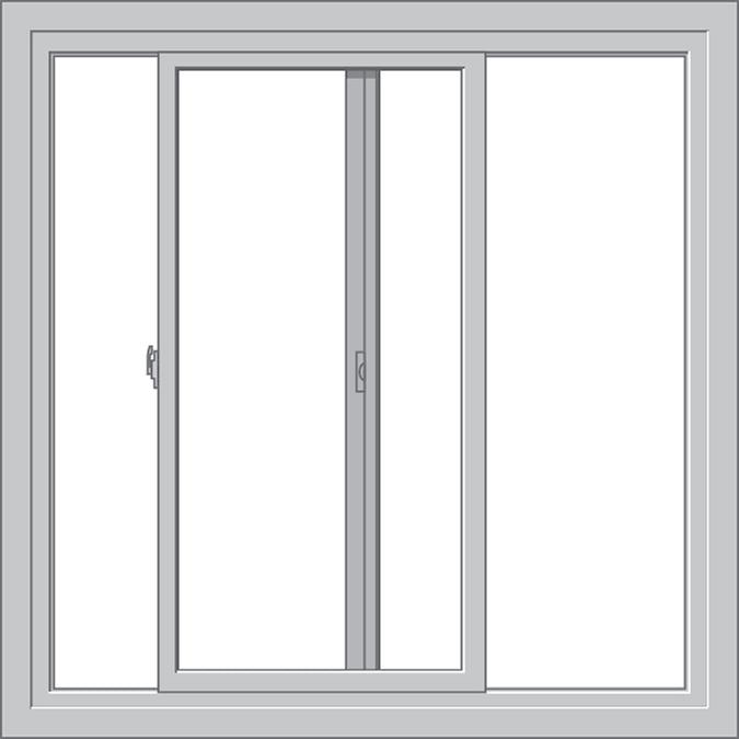 sliding window graphic for hurricane shield