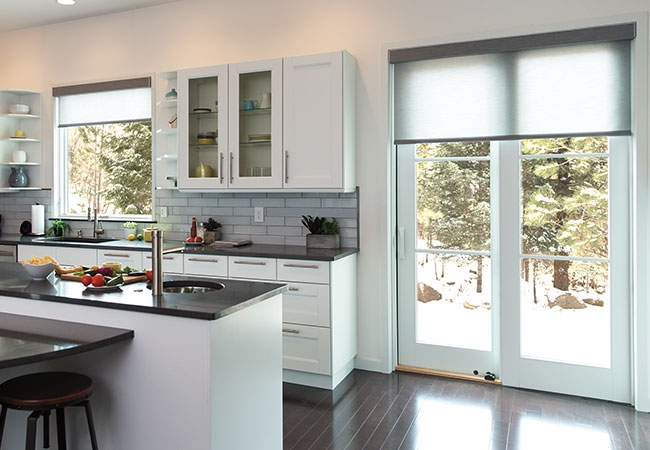 Sliding Patio Door with Pella® Insynctive® Technology