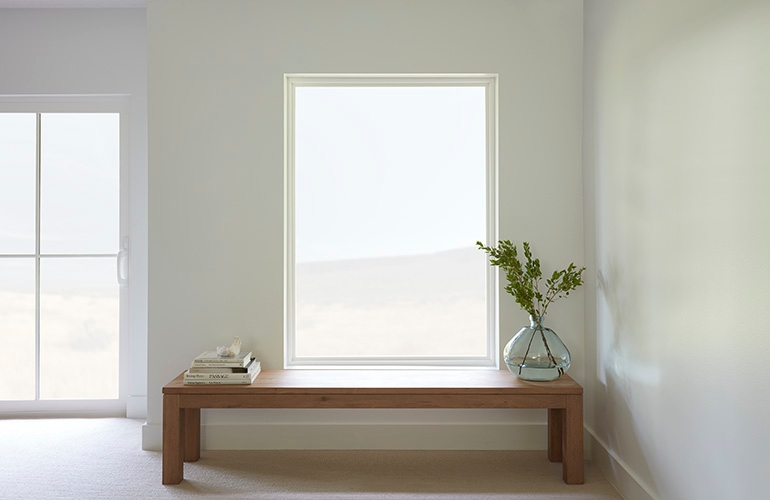 large 250 series casement window