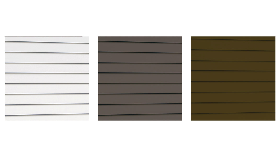 three sample colors of blinds-between-the-glass