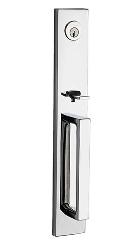 Heimwerker Modern Style Front Door Exterior Handleset Lock Set Handle Hardware With Singl Turgarnituren Sets Avacapitalgroup Com