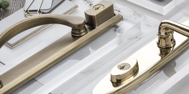 patio door features and options collection of hardware items