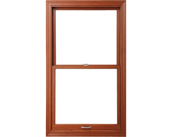 large illustration of a single-hung window