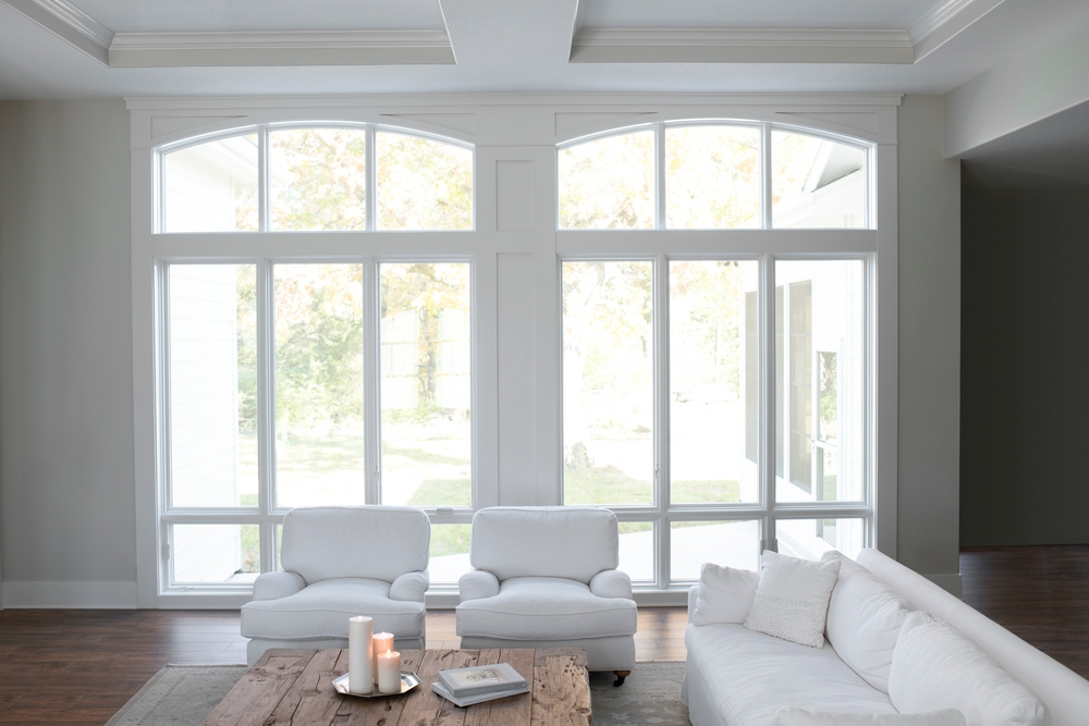Floor To Ceiling Windows Let Light In Keep Noise Out Pella