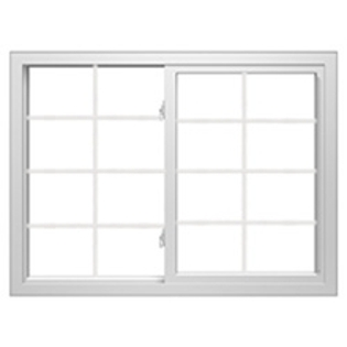 250 sliding window grilles - traditional