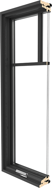 pella reserve contemporary casement window cross section