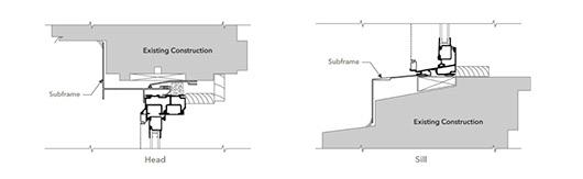fiberglass subframe