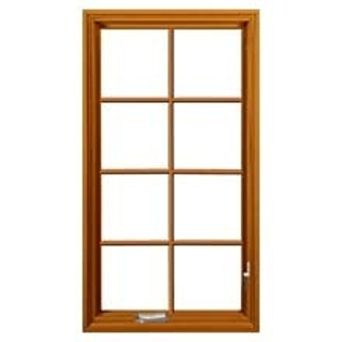 lifestyle casement window with traditional grilles