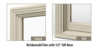 traditional trim for installation