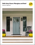 entry doors owners manual