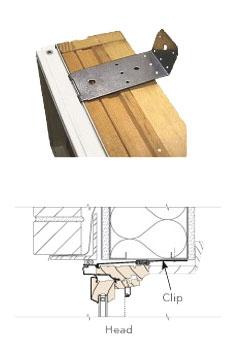 clip installation illustration