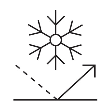 drawing natural sun low-e glass icon