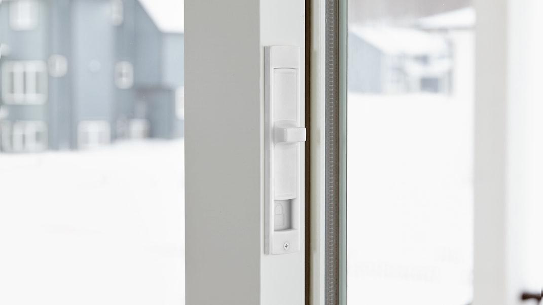 impervia sliding patio door vent lock