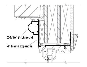 head detail frame expander