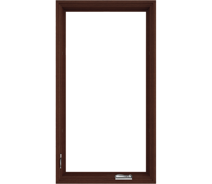 large cut out background illustration of a reserve traditional casement window