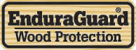 enduraguard wood protection icon
