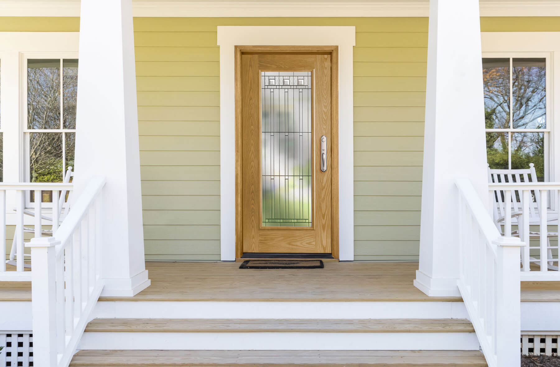 Ping For Replacement Entry Doors