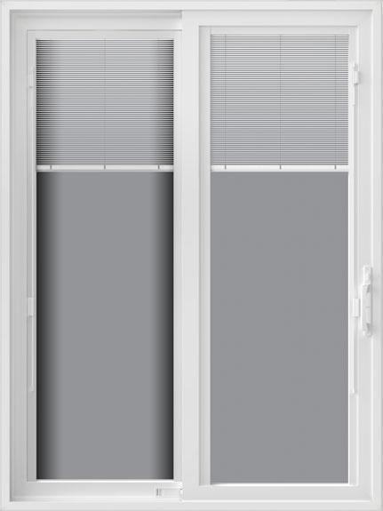 Vinyl Patio Doors Pella, Jeld Wen Builders Vinyl Sliding Patio Door Reviews