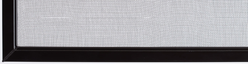 close shot of a large fiberglass screen