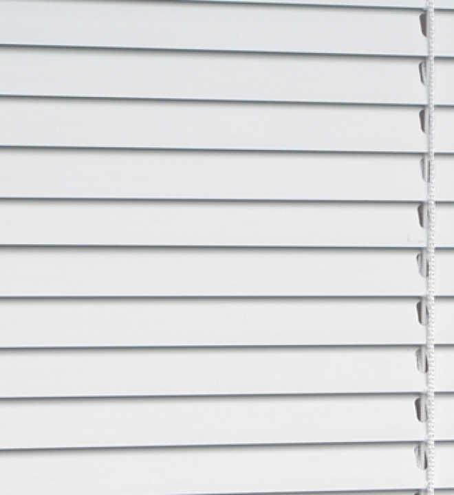 white blinds between-the-glass for entry doors