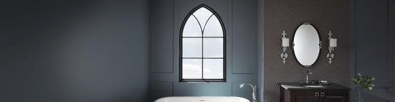 gothic custom windows
