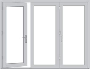Bifold Patio Doors Pella