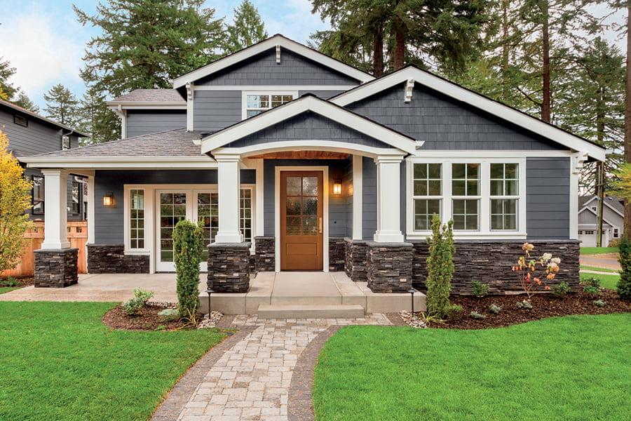 6 преимуществ новой входной двери