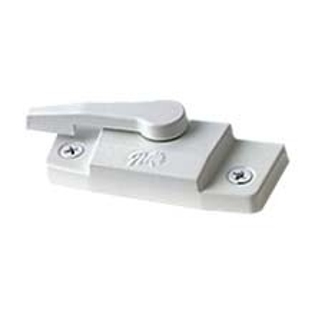 white cam-action lock for 250 series windows