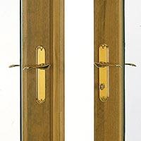 hinged door flushbolt
