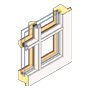 architect series integral light technology cross section