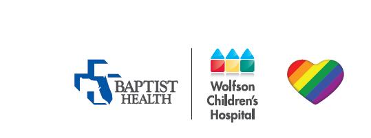 Baptist Pride Logo Lockup