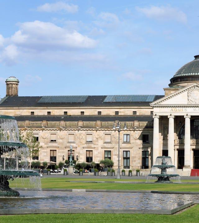 Kurhaus und Casino in Wiesbaden