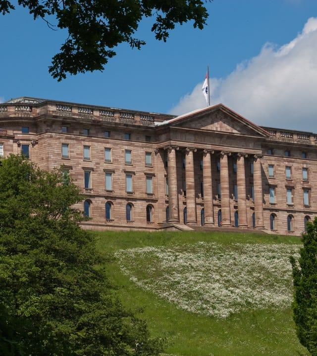 Hessen-Schloss Wilhelmshöhe in Kassel