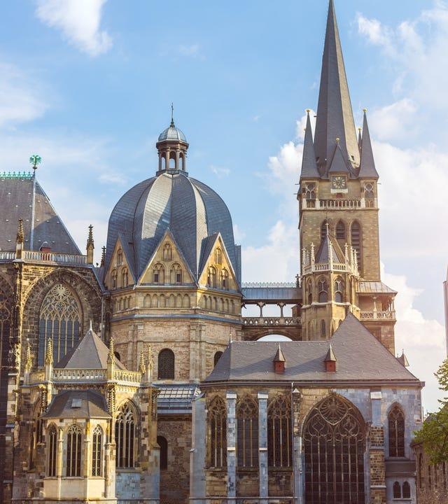 Aachen Offnungszeiten Innenstadt