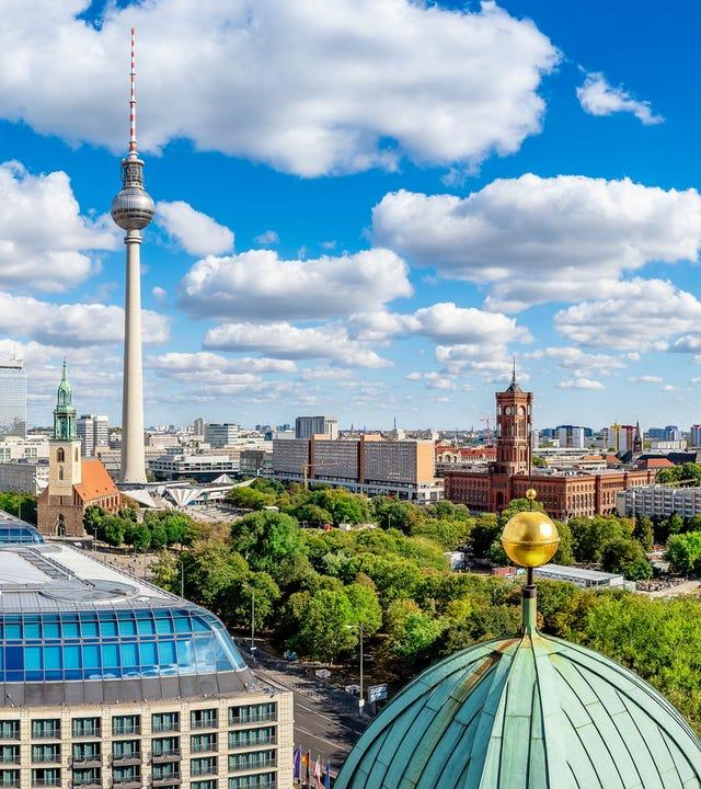 Berliner Ortsteil im gleichnamigen Bezirk und umfasst einen Teil der historischen Stadtteile von Berlin.