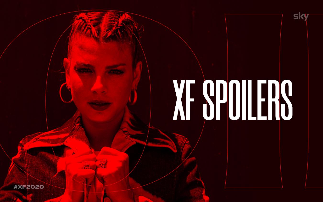 X Factor 2020: Gli spoiler di Emma | Sky