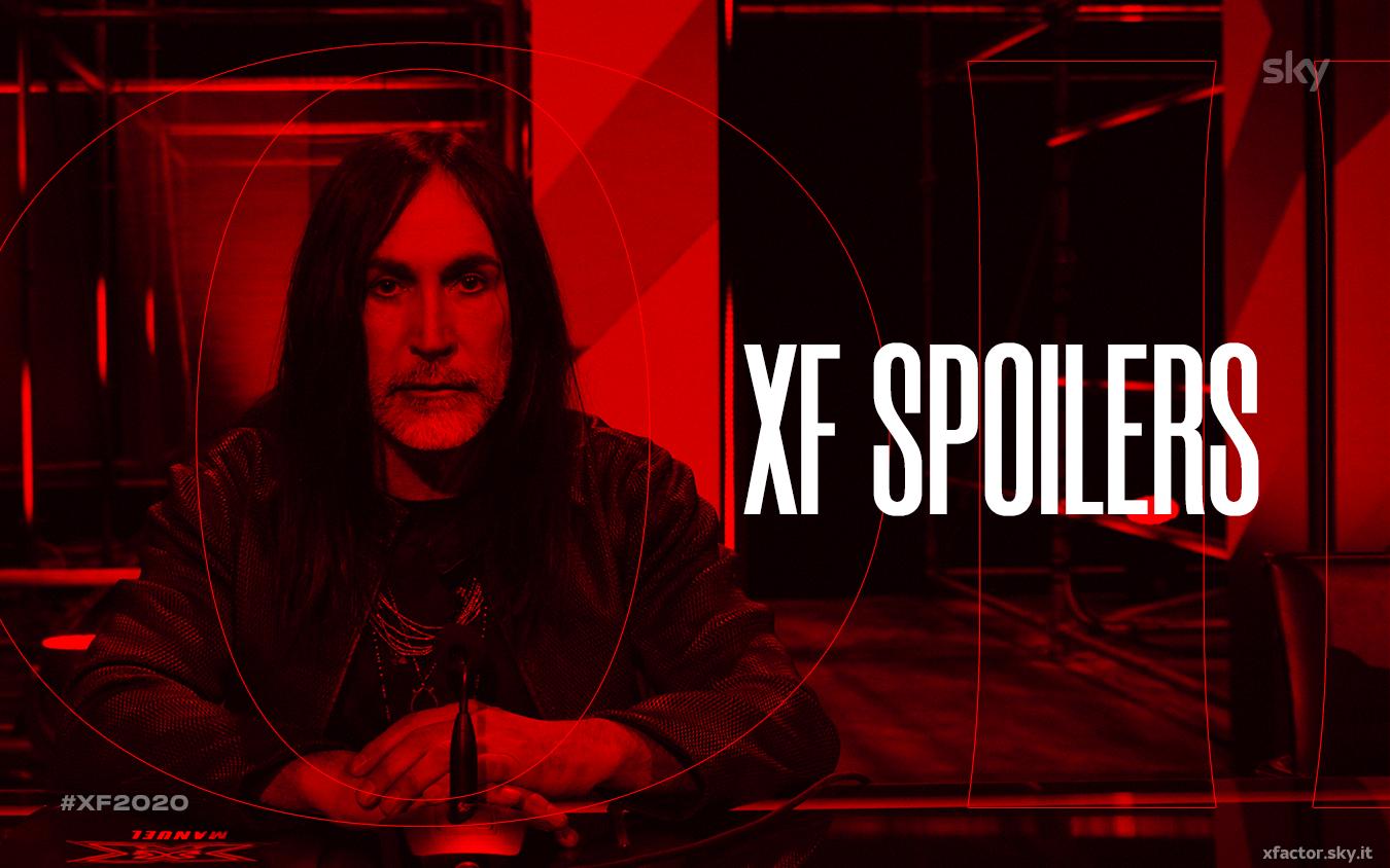 X Factor 2020: Spoiler dalle registrazioni di #XF2020 | Sky