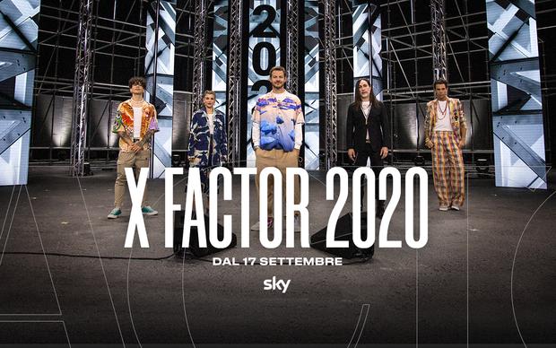 X Factor 2020: X Factor 2020, dal 17 settembre su Sky Uno | Sky